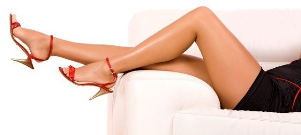 Say Bye-Bye to Spider Veins